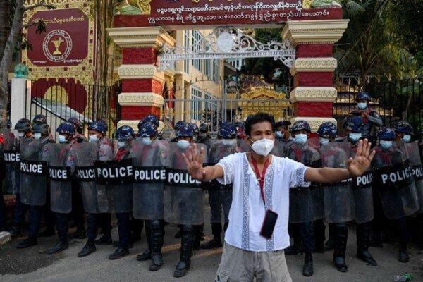 اعمال محدودیت های تجاری جدید آمریکا علیه میانمار خبرنگاران