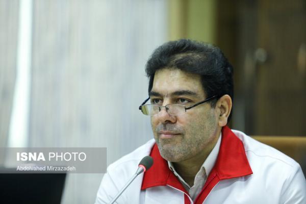 بادستور رئیس جمعیت هلال احمر4 استان به حالت آماده باش درآمدند
