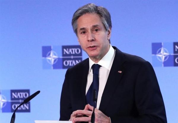بلینکن: خروج آمریکا و ناتو از افغانستان به شرایط این کشور بستگی دارد