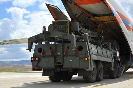 درخواست مجدد آمریکا از ترکیه در کنار گذاشتن اس400