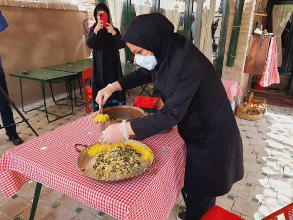 والک پلو به عنوان اولین غذای ملی شمیران ثبت شد