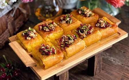 طرز تهیه کوکوی شیرین؛ غذای سنتی قزوینی