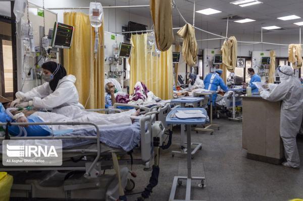 خبرنگاران تعداد بیماران بستری آمل از مرز 300 نفر عبور کرد