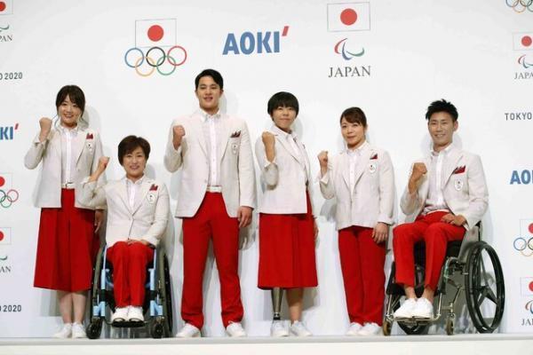 زشت و زیبای رونمایی از لباس های کشورهای المپیک توکیو