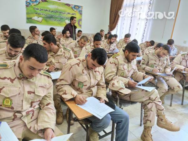 طرح سرباز مهارت در پادگان شهید بیگلری مشگین شهر برگزار گشت