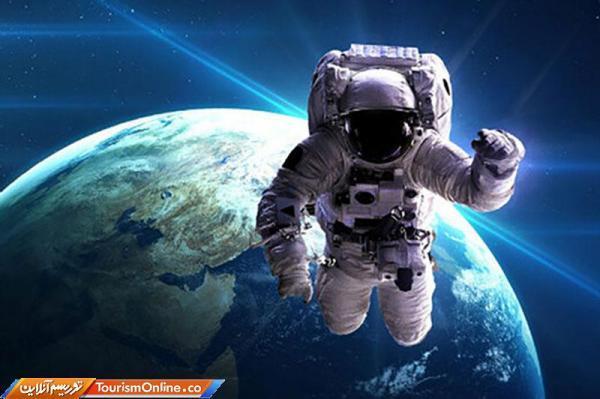 مرد ثروتمندی که برای تفریح به فضا می رود