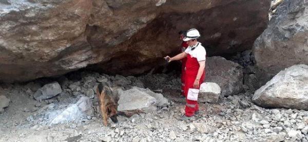 ریزش مرگبار تونل در آزادراه تهران - شمال، دو کشته و یک مصدوم