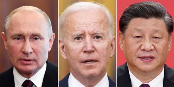 صاحبنظر آمریکایی به بایدن درباره خطوط قرمز روسیه و چین هشدار داد