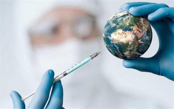 واکسیناسیون کرونا در دنیا تا 15 خرداد