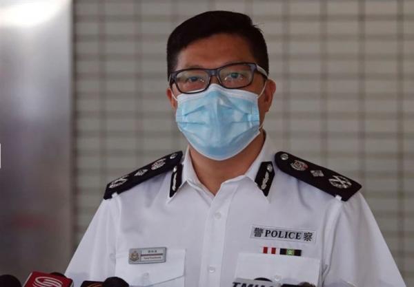 انتخاب رئیس پلیس هنگ کنگ جنجال به پا کرد