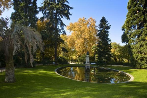 9 پارک و جنگل بسیار زیبا در مادرید