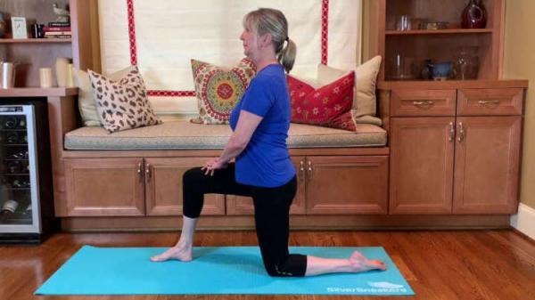 10 حرکت کششی زانو به منظور رفع درد و انعطاف پذیری