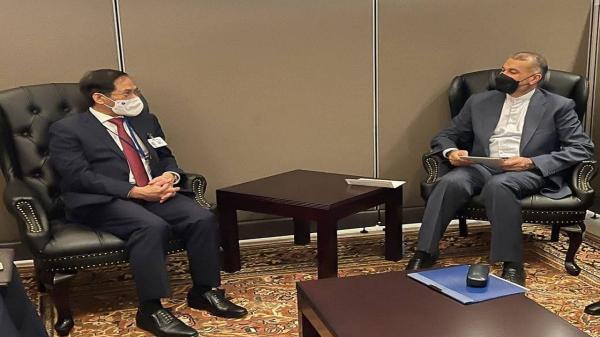 تور ارزان ویتنام: امیرعبداللهیان: آماده صادرات واکسن های ایرانیِ کرونا به ویتنام هستیم، وزیر خارجه ویتنام: از همکاری با ایران استقبال می کنیم