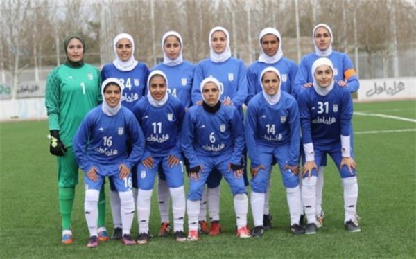 جام ملت های زنان آسیا؛ تیم ملی ایران به تاشکند رسید